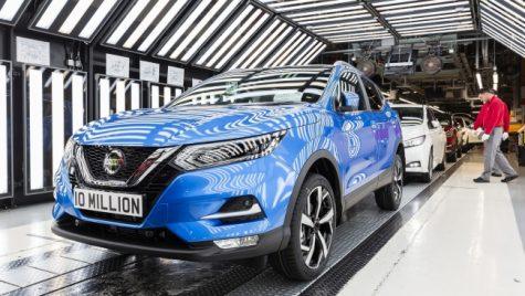 Lovitură de proporții pentru Marea Britanie. Brexit gonește producătorii auto. Ce va face Nissan?