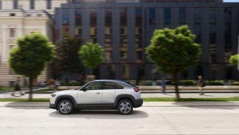 Cât costă noua Mazda MX-30 în România?