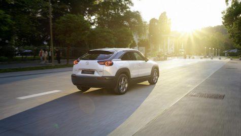 Noua Mazda MX-30 – Informații și fotografii oficiale