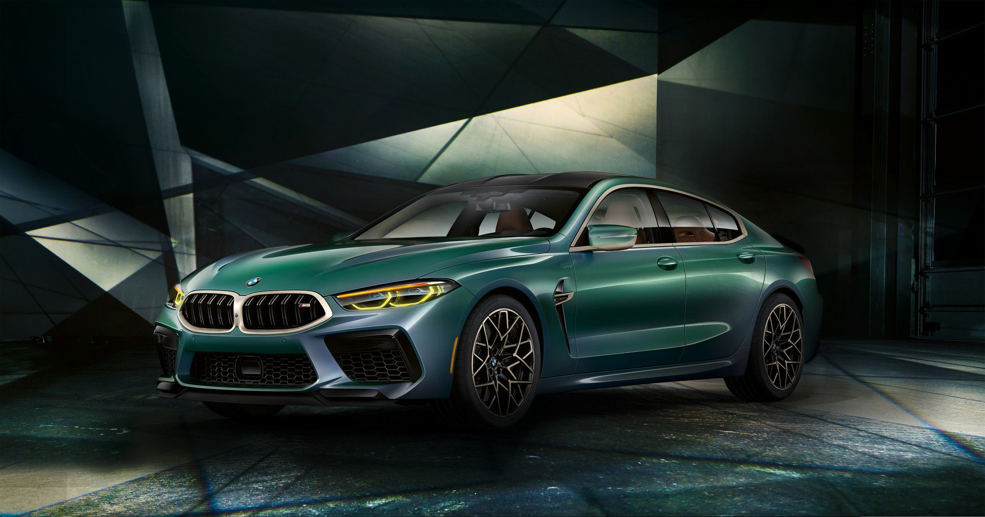 Noul BMW M8 Gran Coupe