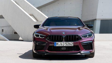 Noul BMW M8 Gran Coupe – Informații și fotografii oficiale