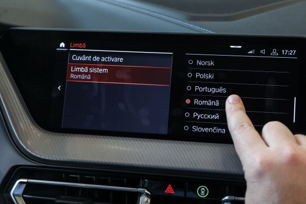 Noul BMW Seria 1 ..