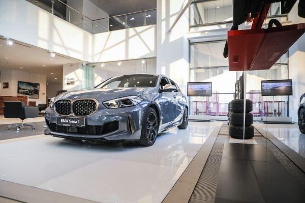 Noul BMW Seria 1 (1)