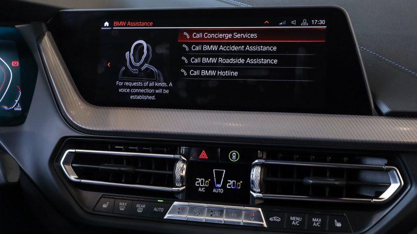 Noul BMW Seria 1 BMW Concierge