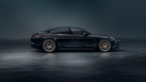 Noul Porsche Panamera 10 Years Edition – Informații și fotografii oficiale