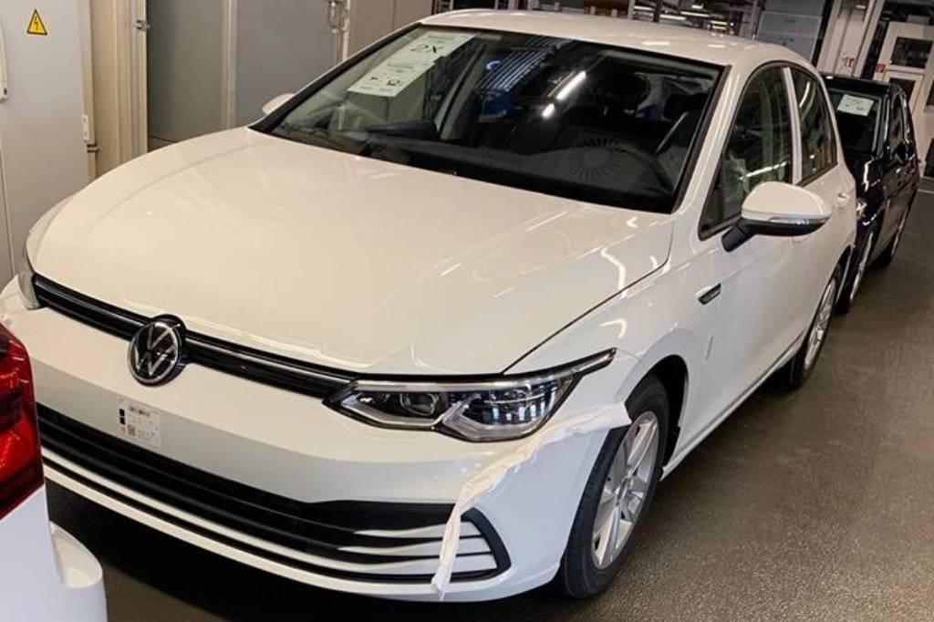 Noul Volkswagen Golf Mk8 (3)