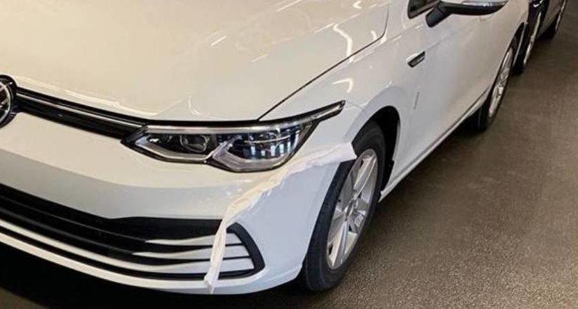 Noul Volkswagen Golf Mk8 (5)