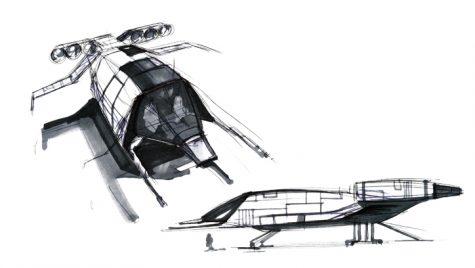 Ce producător auto construiește nave spațiale pentru Star Wars?