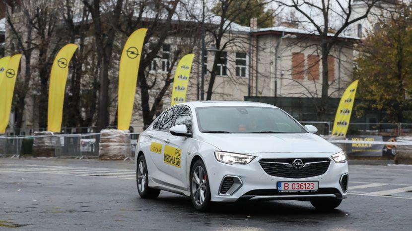 Super Rally București Opel