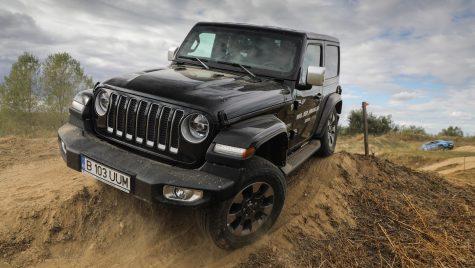 Jeep Adventure Day 2019 – Maximum de adrenalină