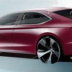 Skoda Octavia – Primele schițe oficiale. Cum va arăta limuzina?