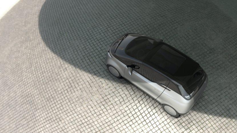 Uniti-One-Street mașini electrice necunoscute