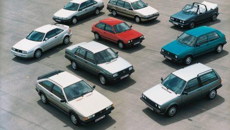 Numărătoarea inversă pentru noul Volkswagen Golf a început. Istoria modelului