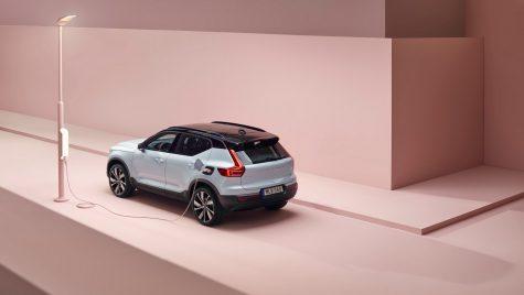 Noul Volvo XC40 Recharge – Informații și fotografii oficiale