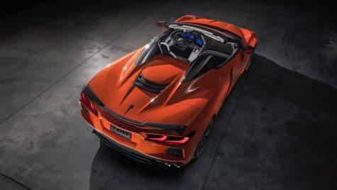 Chevrolet Corvette Stingray Convertible – Informații și fotografii oficiale