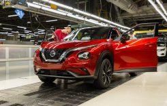 Producția noului Nissan Juke a debutat la uzina din Sunderland, Marea Britanie