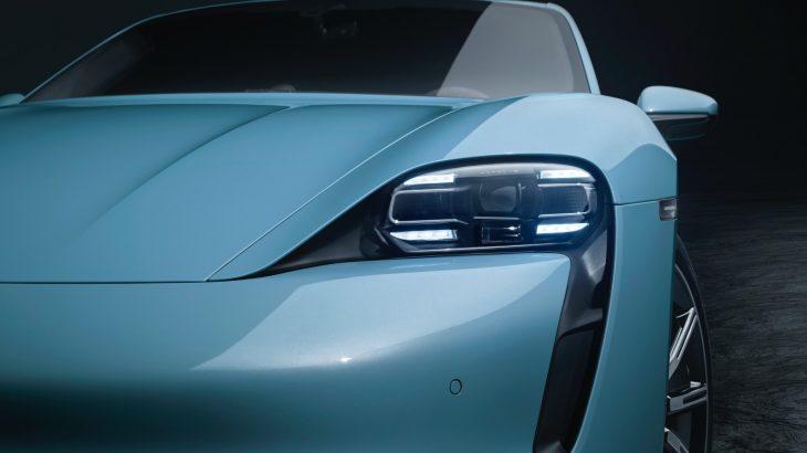 Porsche Taycan 4S – informații și fotografii oficiale