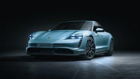 Porsche Taycan a înregistrat aproape 11.000 unități vândute în primele 9 luni ale anului