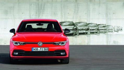 Exclusiv: totul despre VW Golf VIII care se prezintă pe 24 octombrie
