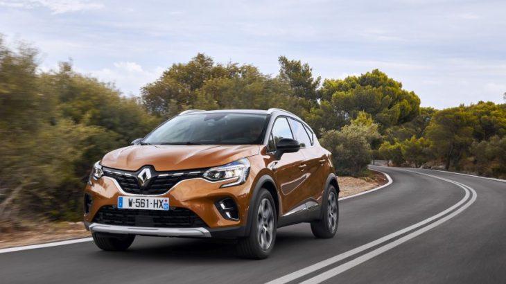 Noul Renault Captur are un preț de pornire de 15.900 euro