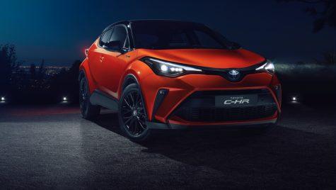 Toyota C-HR facelift – informații și fotografii oficiale