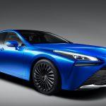 A doua generație a modelului Toyota Mirai ar putea fi lansată în această toamnă