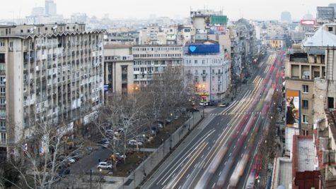Una din cinci mașini înmatriculate în București și Ilfov, interzisă în centrul Capitalei