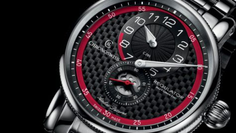 Chronoswiss Regulator Classic Carbon Racer recomandat de AutoExpert