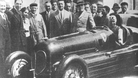 90 de ani de la fondarea Scuderiei Ferrari