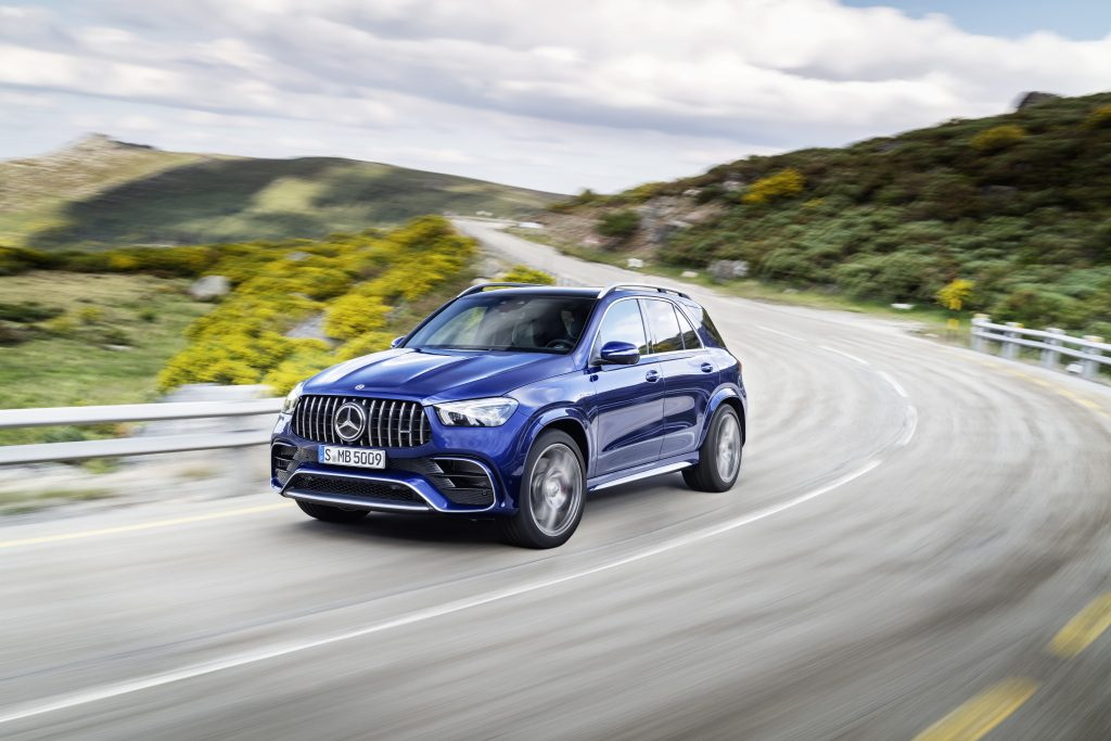 Mercedes-AMG GLE 63 S 4MATIC+