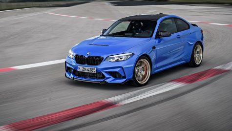 Noul BMW M2 CS: imagini oficiale dezvăluite înaintea prezentării oficiale