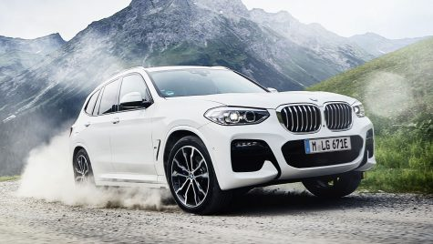 BMW X3, acum și în versiune plug-in hybrid