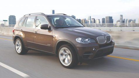 Second hand – BMW X5, a doua generație