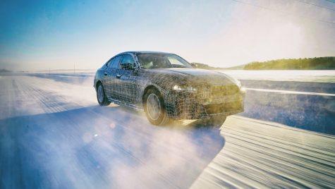 Primele informații despre viitorul model electric BMW i4