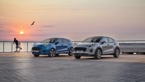 Ford Puma rechemat în service: ar putea pune în pericol siguranța șoferului în caz de accident