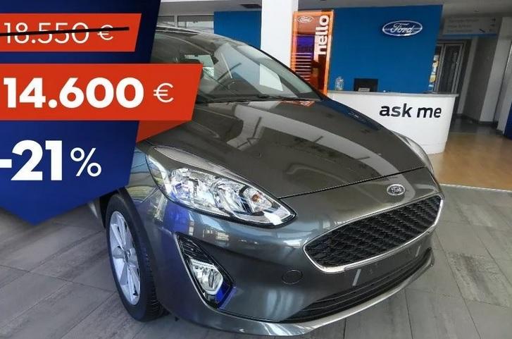 Ford Fiesta Black Friday