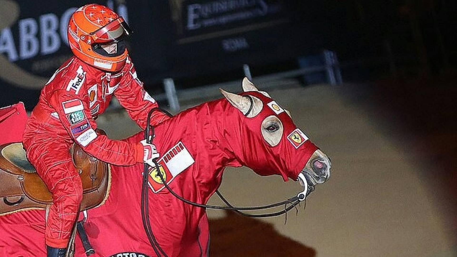 Gina Maria Michael Schumacher (3)