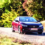 Test Honda Civic Sedan 1.5 VTEC Turbo CVT facelift