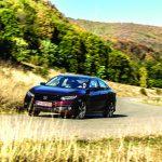 Honda Civic Sedan facelift