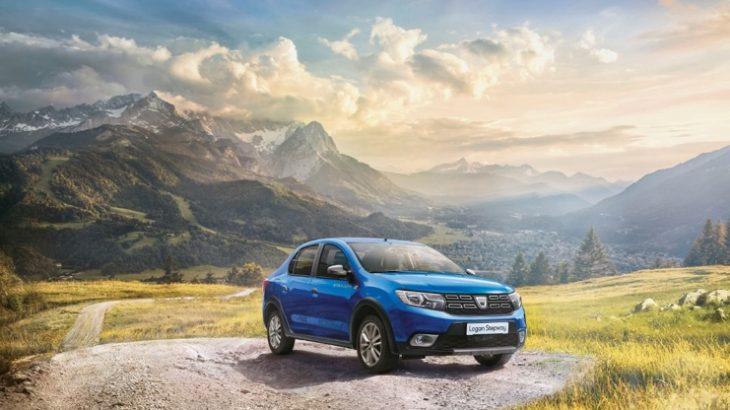 Noua Dacia Logan Stepway – Informații și fotografii oficiale
