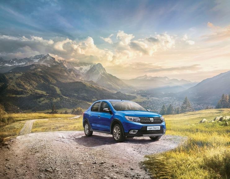 Noua Dacia Logan Stepway (2)