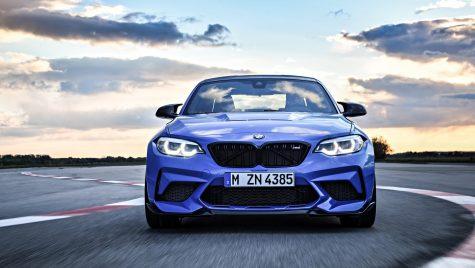 Noul BMW M2 CS – Informații și fotografii oficiale