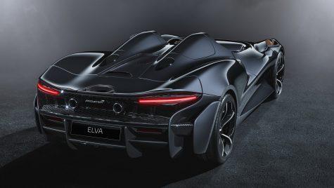Noul McLaren Elva – Informații și fotografii oficiale