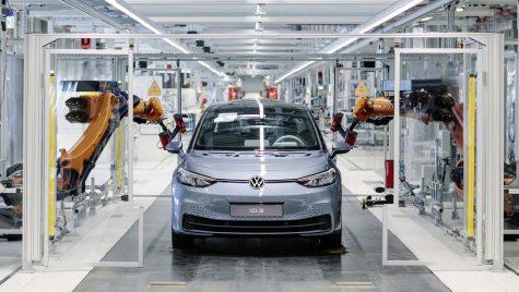 Imagini din fabrică – Noul Volkswagen ID.3 a intrat în producție
