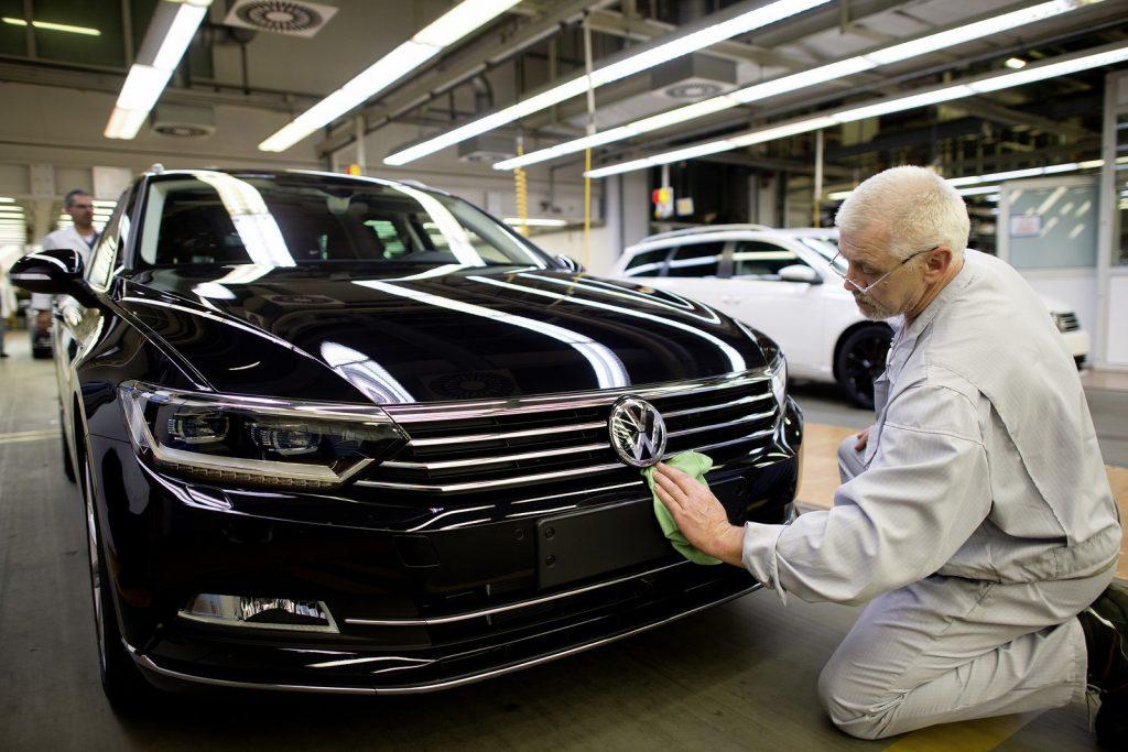 uzină Volkswagen