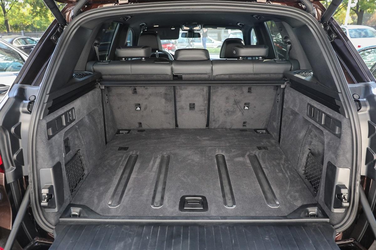 Portbagaj BMW X5 (3)