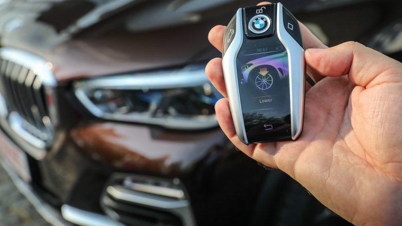 Portbagaj BMW X5 (6)