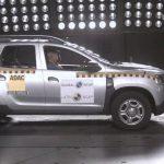 Dacia Duster are 3 stele la testele de siguranță. Ce rezultat a obținut Renault Duster?