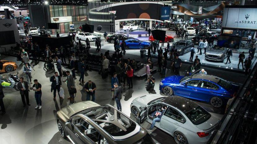 Salonul Auto de la Los Angeles 2