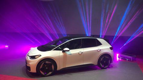 Volkswagen ID3 1ST a sosit oficial în România